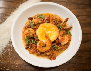 Shrimp and Grits new website